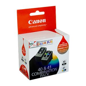 Canon PG40 + CL41 Ink Cart