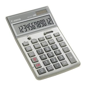 Canon HS20TG Calculator